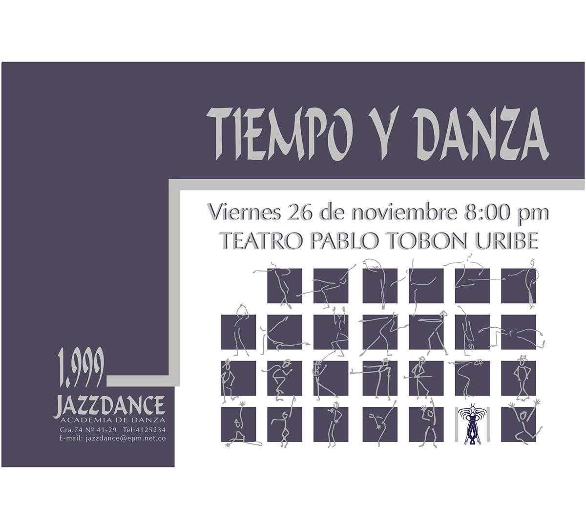JAZZDANCE_afiche_1999